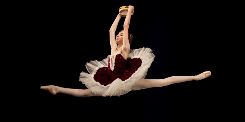 Cecchetti International Competition. Ashley McKimmie. Ph.: Elaine Mayson