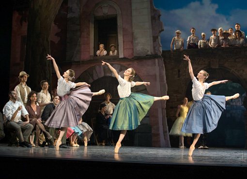 The Royal Danish Ballet at the Joyce Theater - Ph.: Costin Radu