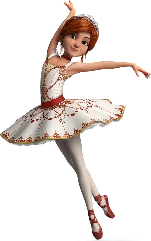 Felicie, A Bailarina